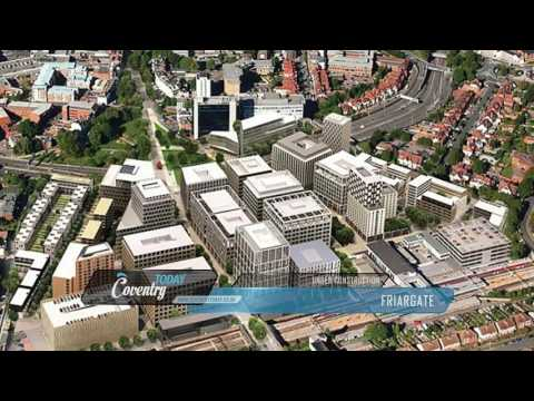 Coventry City Centre Developments 2016/17