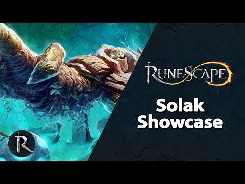 RuneScape – Solak Q&A and Gameplay Showcase