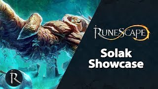 RuneScape - Solak Q&A and Gameplay Showcase