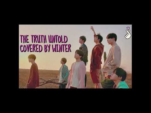 BTS The Truth Untold ENGLISH Cover