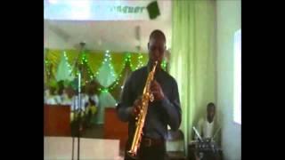Ise Oluwa - Niran Obasa (piano) +Herbert Kunle Ajayi (sax)