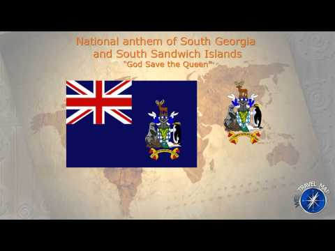 South Georgia and South Sandwich Islands National Anthem