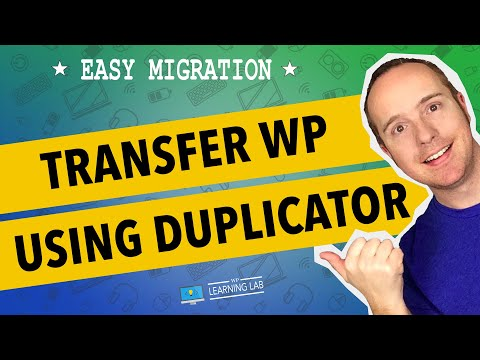 WordPress Duplicator plugin quickly moves or backups your WordPress site