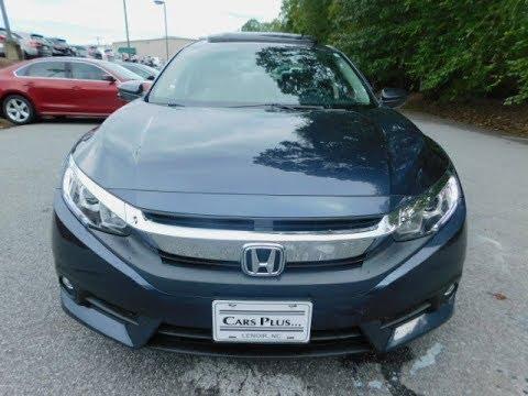 NEW 2019 Honda Civic EX-T SEDAN 6M 3275. NEW generations. Will be made in 2019.