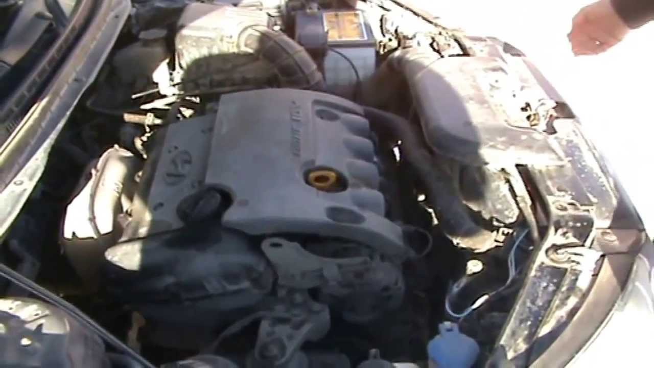 Обзор Hyundai Elantra 16V 1.6 125 л.с Auto overhaul