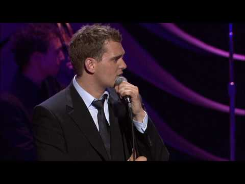 Caught in the Act : Michael Bublé & Chris Botti A Song For You