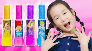 마슈토이 인기 컬러송 모음집 어린이화장품 장난감 인기동요 놀이- 마슈토이 Mashu ToysReview