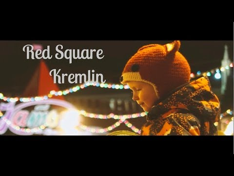 MOSCOW RUSSIA VLOG 2017 DAY 3- RED SQUARE| KREMLIN | GUM