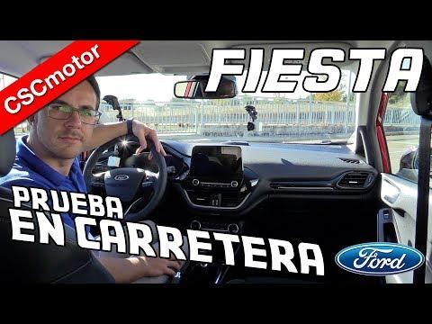 Ford Fiesta - 2018 | Prueba en carretera