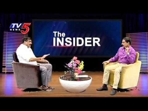 YCP Leader Botsa Satyanarayana Exclusive Interview | The Insider | TV5 News