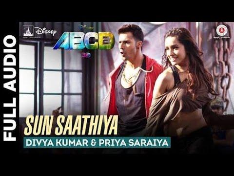 Latest Cover of Sun saathiya | Varun Dhawan | Shraddha Kapoor | ABCD2 | [Full Video]