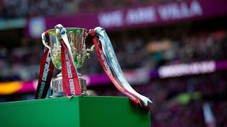Highlights | Aston Villa 1-2 Man City | Carabao Cup Final