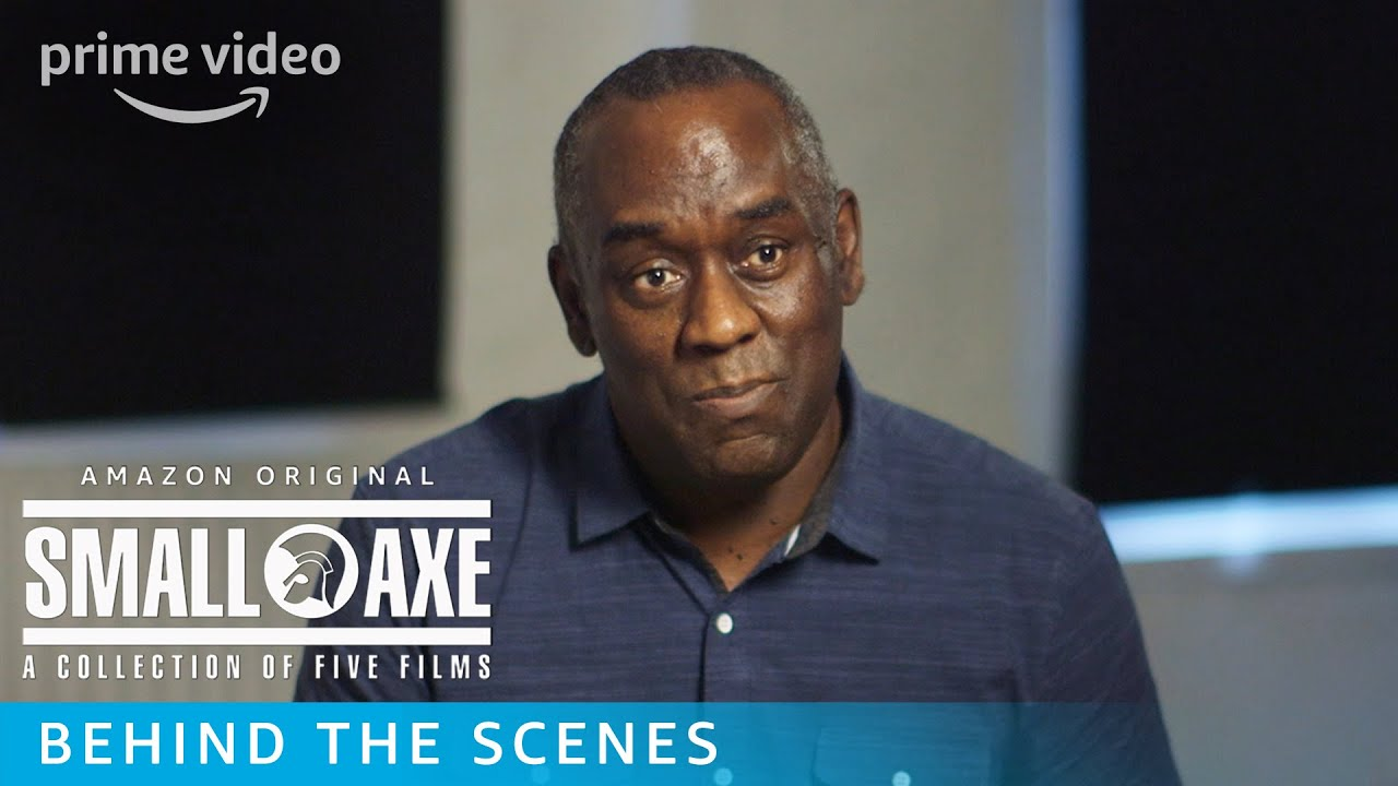 Behind the Scenes of Alex Wheatle | Small Axe