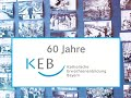 Die Katholische Erwachsenenbildung Bayern wird 60 Jahre alt