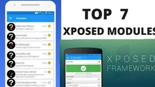 Download lagu Top 7 Xposed modules for android 2018 Explained