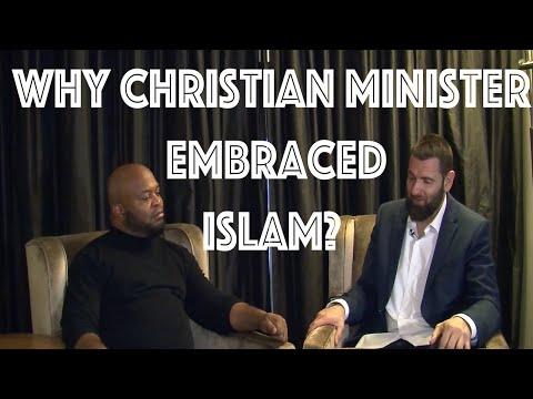 Why Christian Minister US Marine Embraced Islam with Nouman Ali Khan