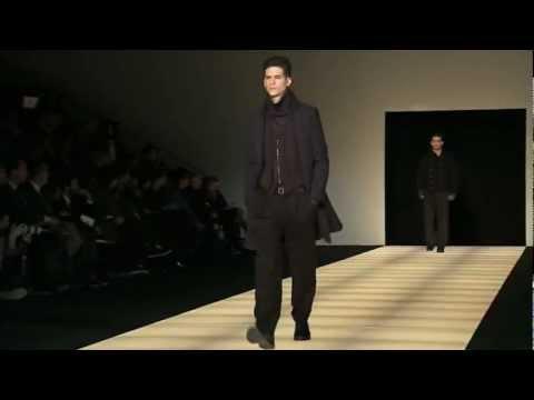 Giorgio Armani – 2012 Fall Winter – Menswear Collection