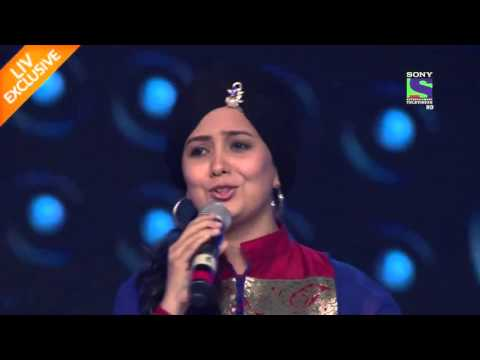 Harshdeep Kaur's soulful performance   20th April 2014    Umang 2014   EXCLUSIVE