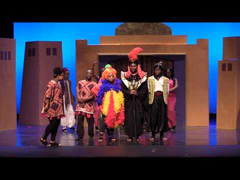 ALADDIN JR at THEARC Theater
