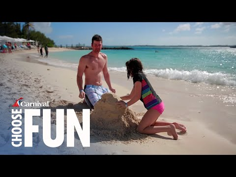 Private Island Beach Day Deluxe in Nassau, Bahamas | Carnival Shore Excursions