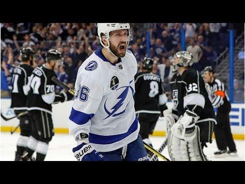 Кучеров номинирован на приз лучшему игроку сезона НХЛ по версии профсоюза хоккеистов