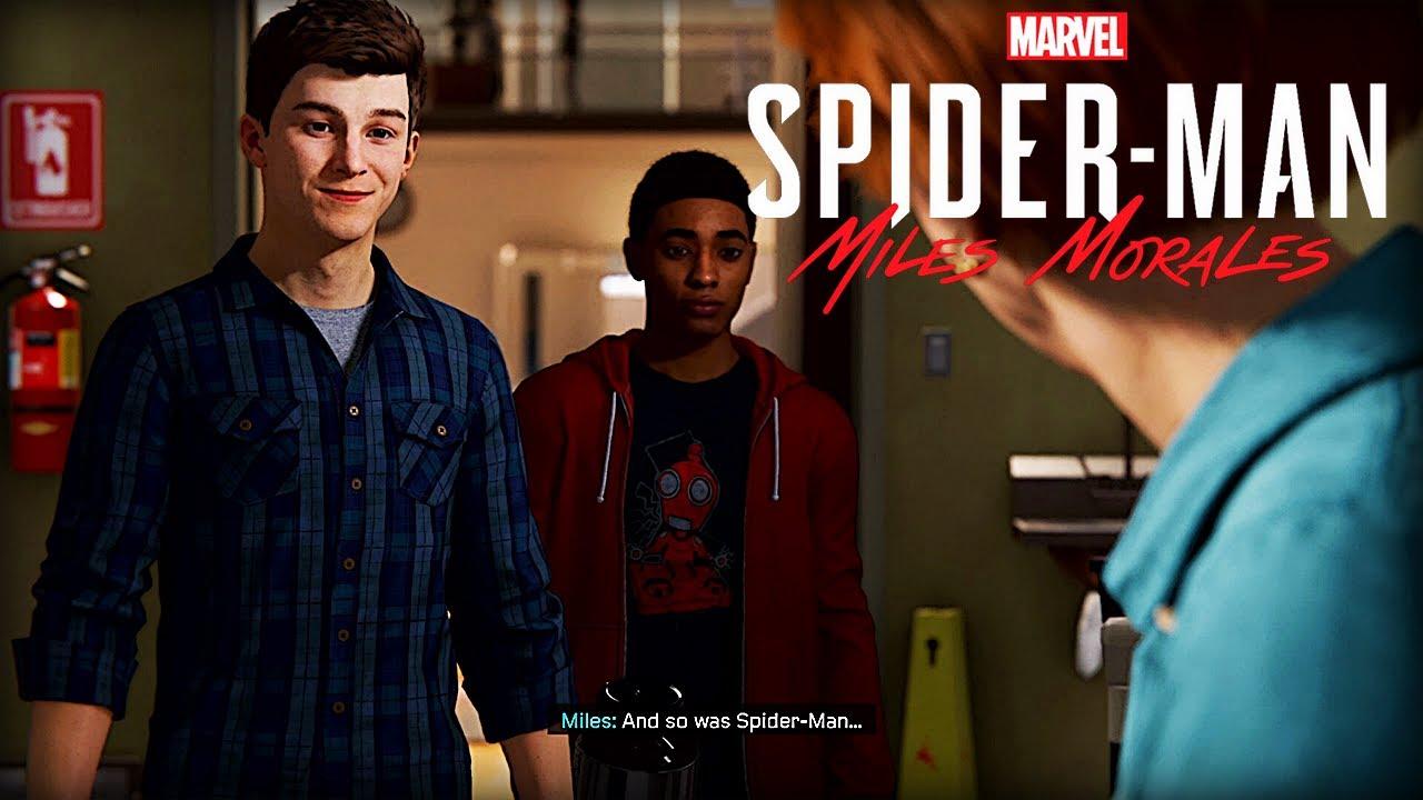 Spider-Man Miles Morales PS5 Story Recap (2020)