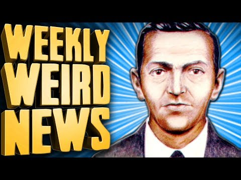 DB Cooper and America's Coolest Crime - Weekly Weird News thumbnail