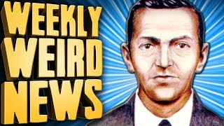 DB Cooper and America's Coolest Crime - Weekly Weird News