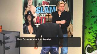 "WWE Smackdown Vs Raw 2011 Road To WrestleMania ""Mysterio"" - Part 2 - Shad Is A Ferret"