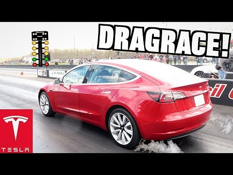 I Set the Tesla Model 3 14 Mile Record at StreetSpeed717 Callout!!