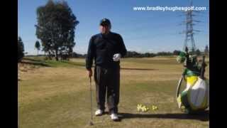 Transition & Weight Transfer- Bradley Hughes Golf