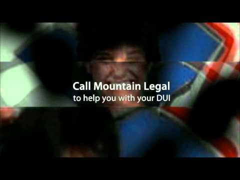 Don't let yourself be a victim of the roadside Olympics in your Denver Colorado DUI. Call Mountain legal to fight for you and present the truth in your Colorado DUI case.