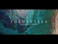 FORMENTERA  4K, balearic islands (Spain)  DJI Phantom 3 professional drone