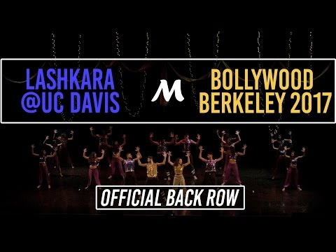 [1st Place] Lashkara at UC Davis | Bollywood Berkeley 2017 [Official Back Row 4K]