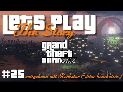 GTA5 Story [Deutsch] #25 Mr. Devin Weston
