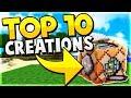 TOP 10 Command Block Creations! - Minecraft PE (Pocket Edition)