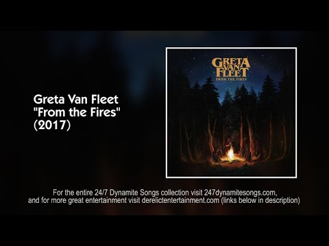 Greta Van Fleet - Meet on the Ledge [Track 6 from From the Fires] (2017)