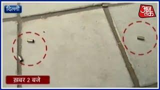 दिल्ली में दिनदहाड़े शूटआउट !