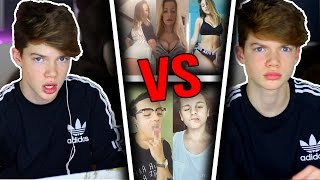 One of Max Ragan's most viewed videos: REACTING TO F*CKBOY AND GIRL MUSICAL.LYS!! - WHO'S WORSE? (Boys Vs Girls)