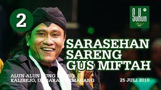 Sarasehan Sareng Gus Miftah 2 (Alun2 Bung Karno, Ungaran, Semarang)