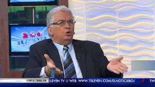 La Entrevista El Noticiero Televen - Primera Emisión - Martes 30-08-2016