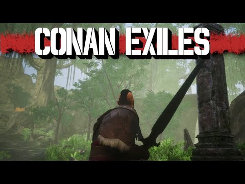 Conan Exiles Deutsch Gameplay | Durch den Dschungel | 23 | German Lets Play