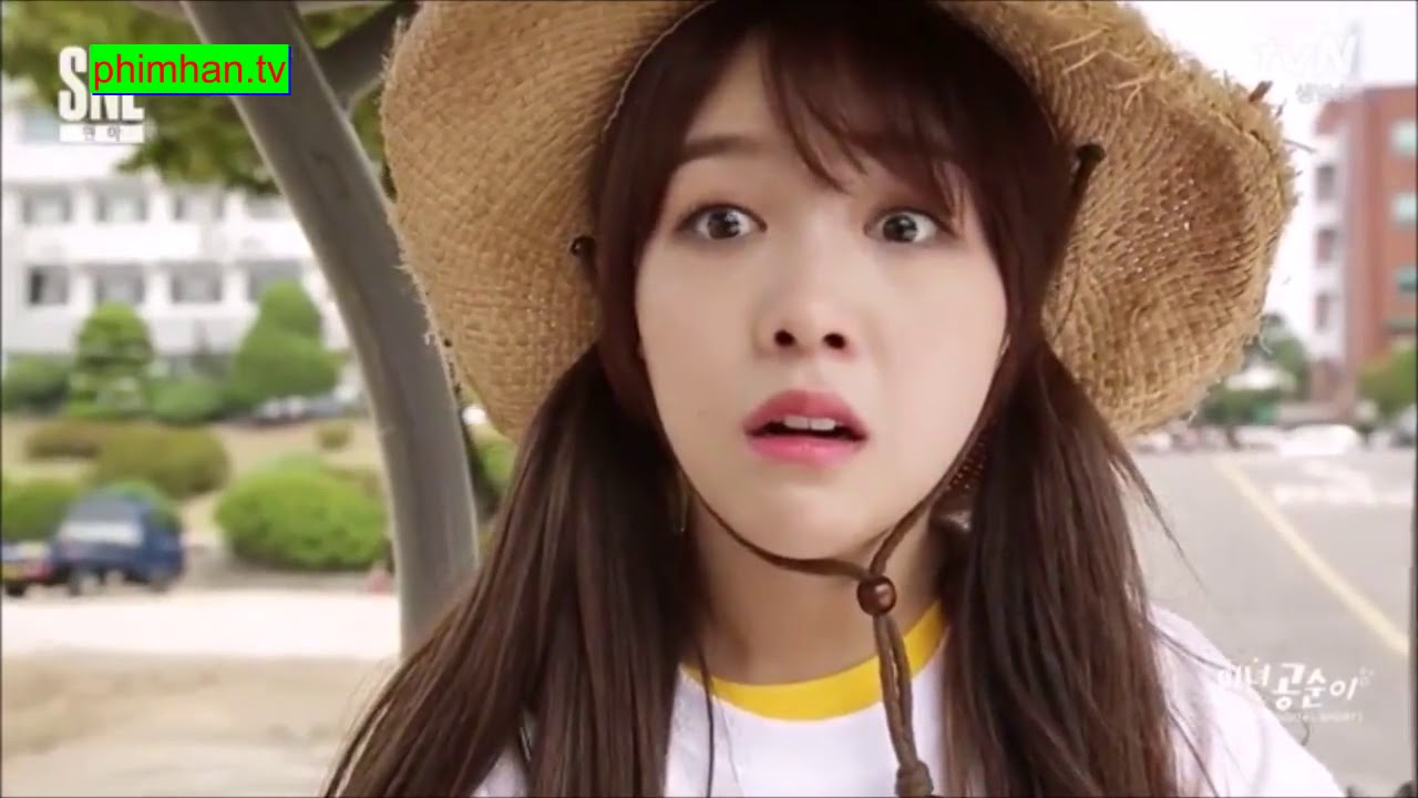 Hài Hàn Quốc – Cô gái kỹ thuật ( Minah )