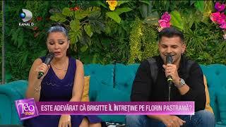 Teo Show (10.01.2020) - Este adevarat ca Brigitte il intretine pe Florin Pastrama?