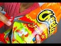 How to make Huge Hot Cheetos Gummy Cheeto Bag! Fun & Messy DIY Jello