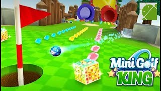 Mini Golf King Multiplayer Game - Android Gameplay HD