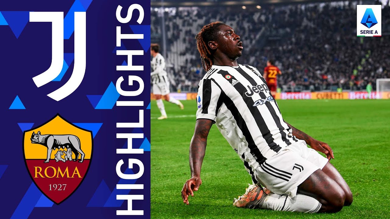 Download Juventus 1-0 Roma | A crucial win for Juventus | Serie A 2021/22