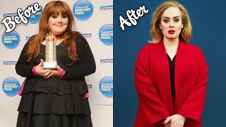 Adele's Weight Loss Before And After | Body Transformation (2006   2018)
