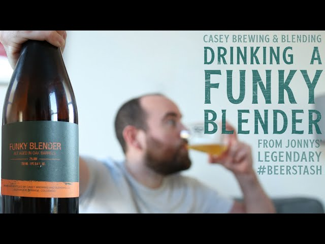 Casey Brewing Funky Blender (Beer Stash Raid!) | The Craft Beer Channel