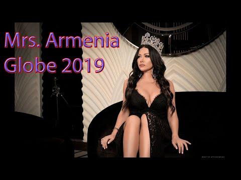 Mrs. Armenia Globe 2019 - Zara Gemilyan